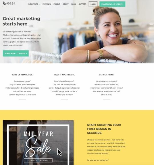 easil-homepage